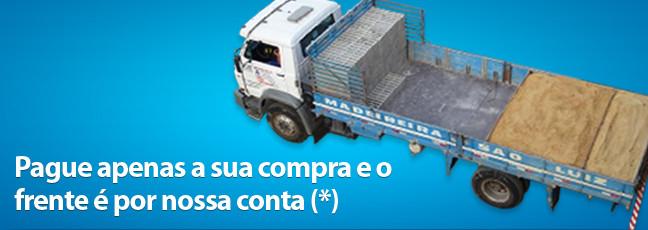 Frete Madereira São Luiz