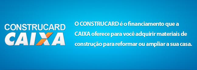 Aceitamos Construcard
